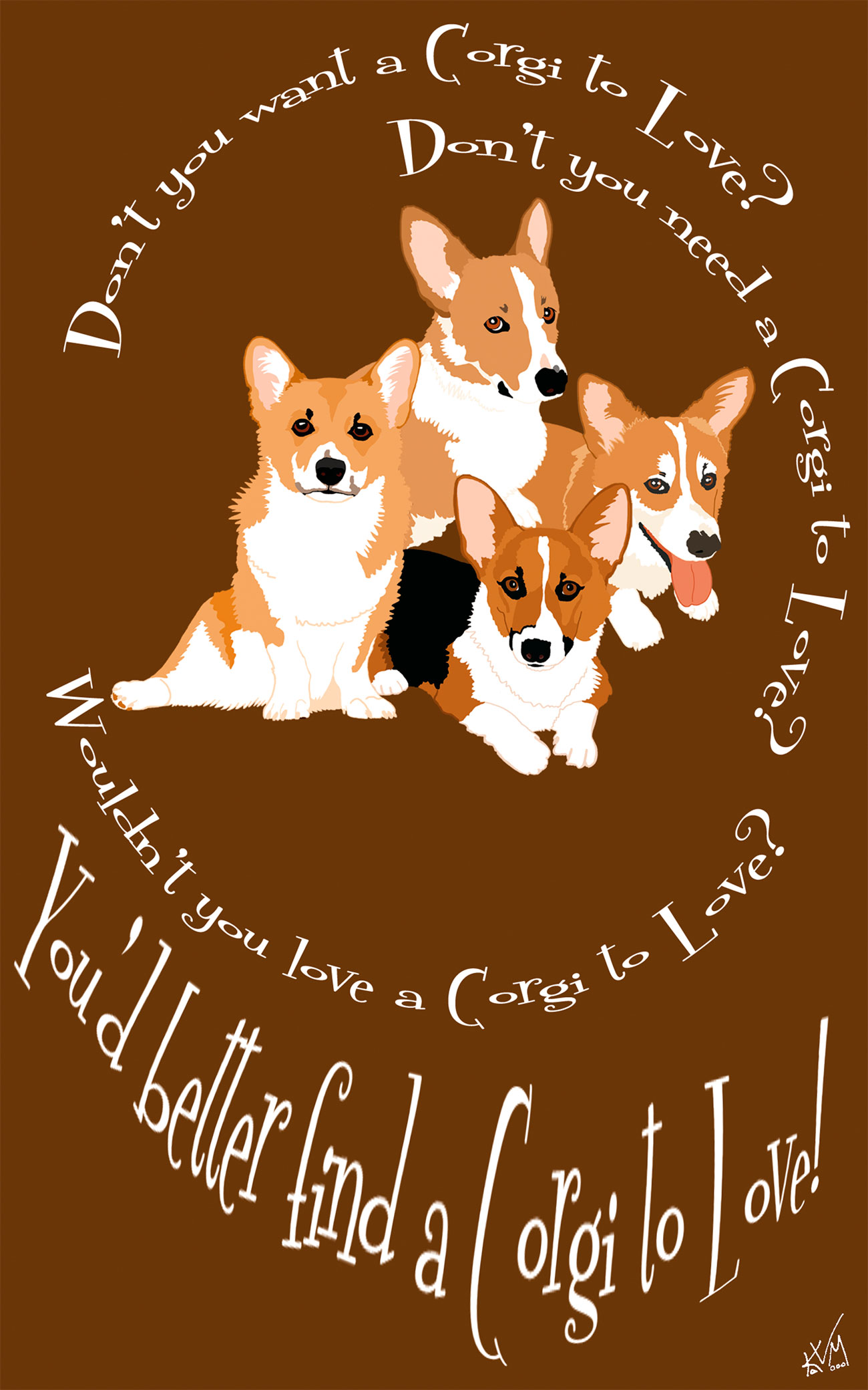A Corgi to Love (213)