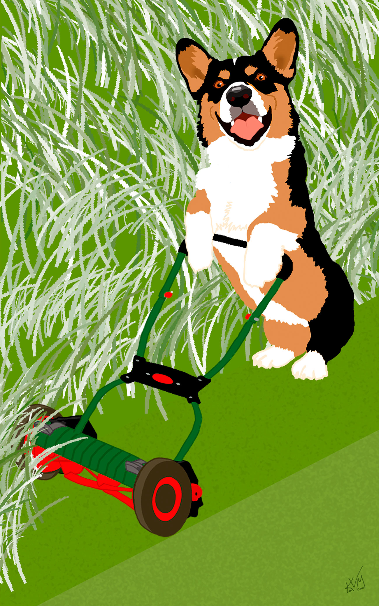 Mowing (237)
