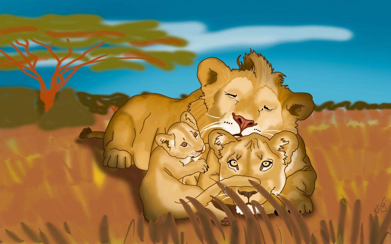 Lions for Ezra (225)