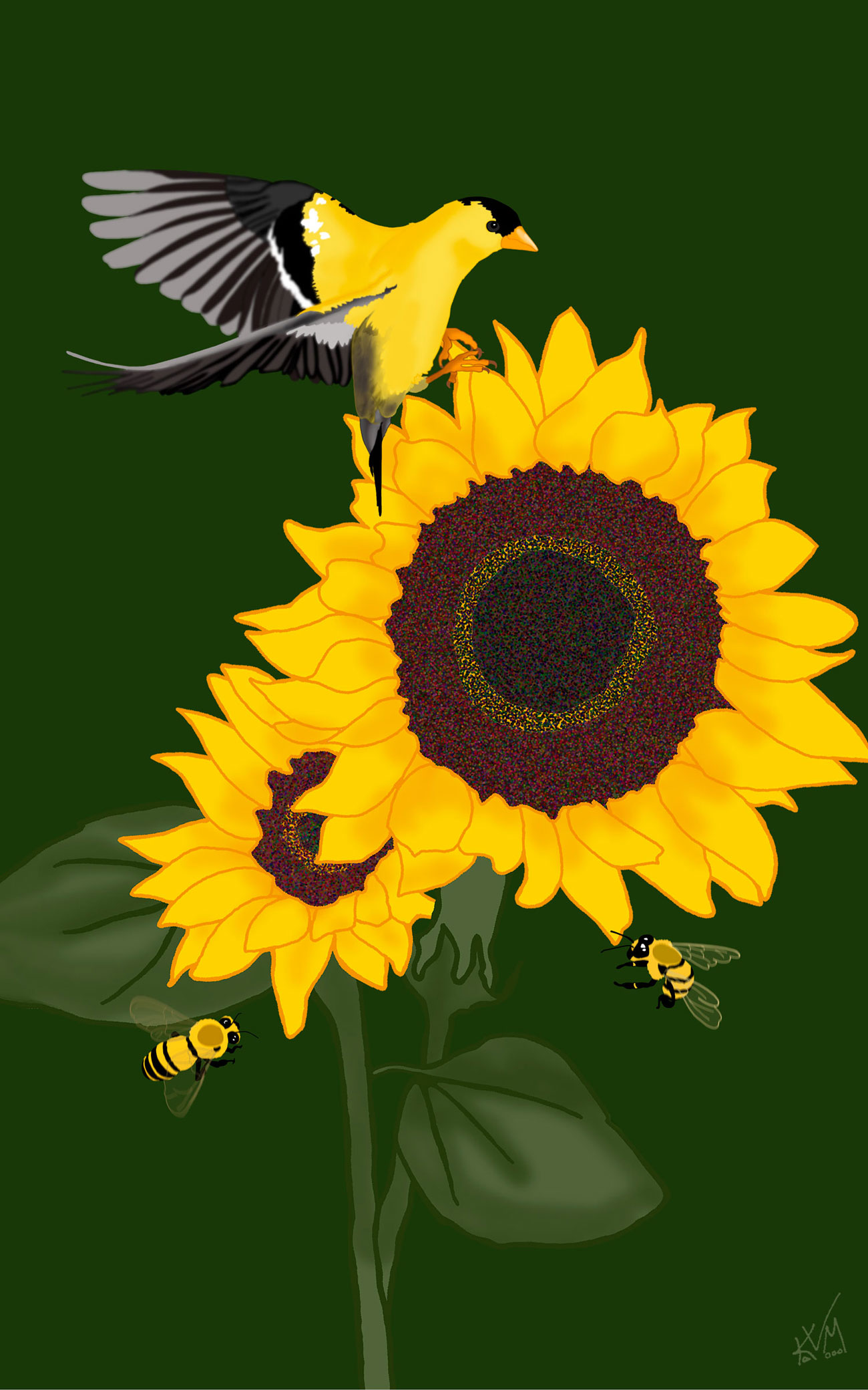 For Love of the Birds and the Bees (271)